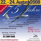 Flugplatzfest Herrenteich 22. - 24.08.2008
