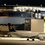 Flugzeuge am Airport