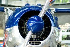 Flugzeugmotor BMW