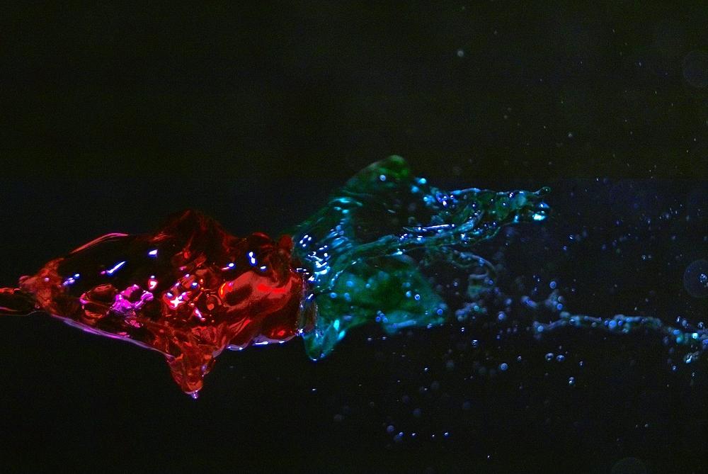 Fluid Galaxy 9