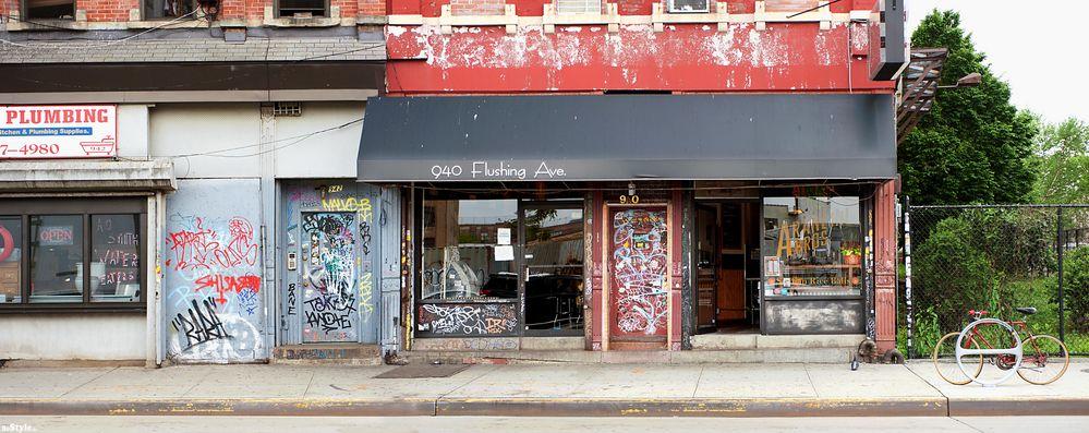 Flushing Avenue