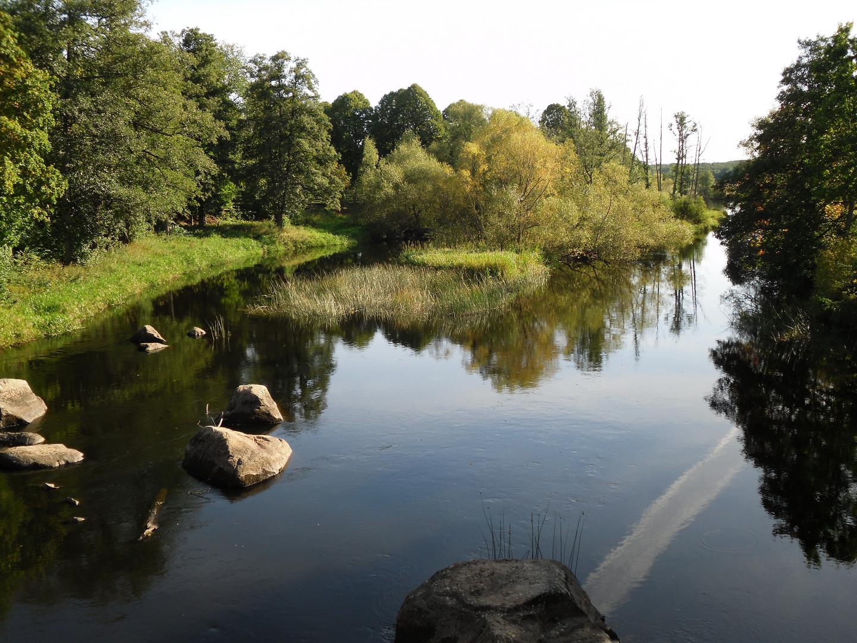 Fluss Eman
