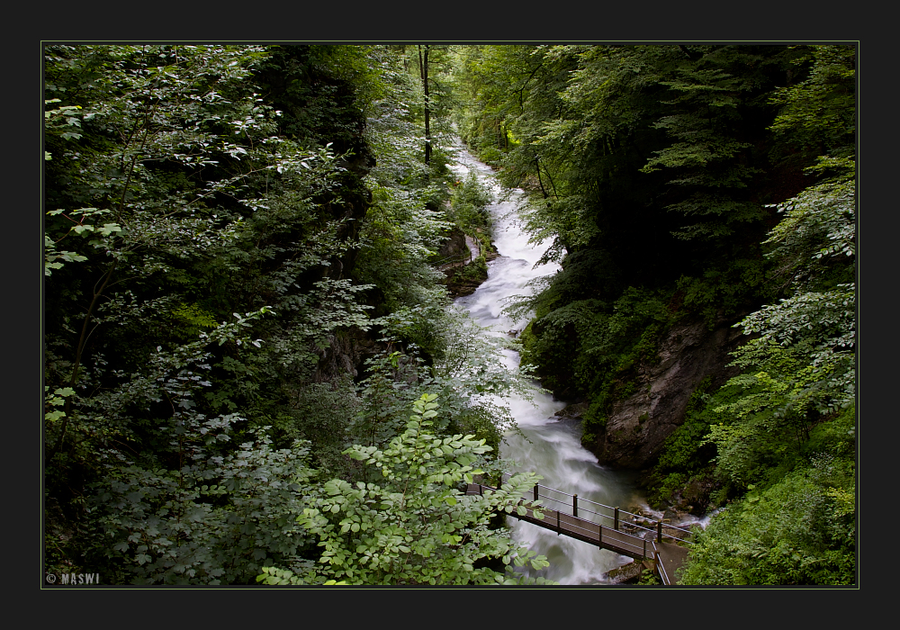 ..... Fluss - Lauf .....