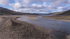Flussbett..