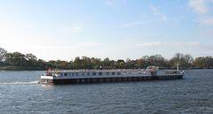 Flußkreuzfahrt auf der Elbe