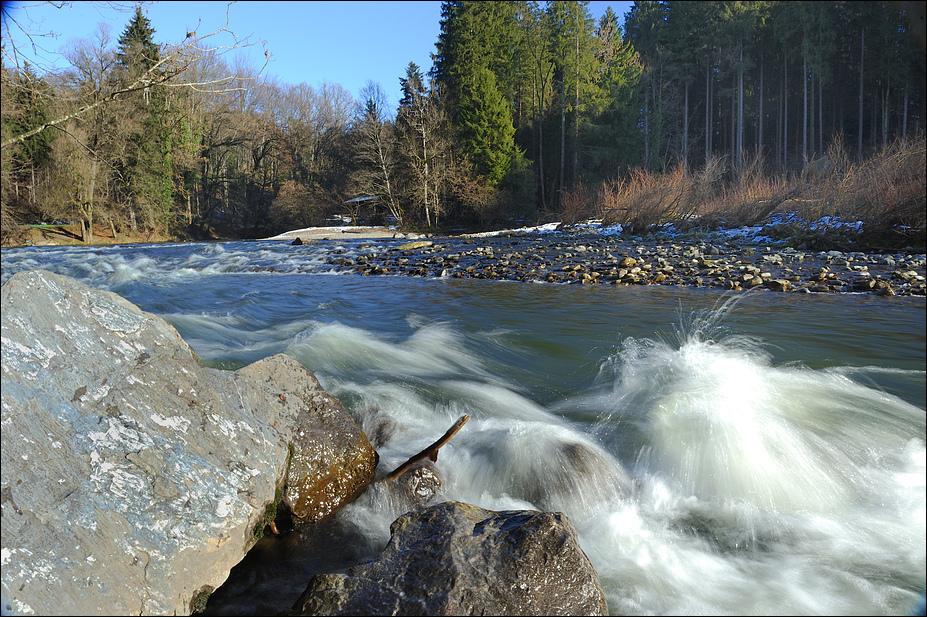 Flusslandschaft des Jahres 2014
