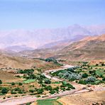 Flussoase im Atlas-Gebirge 01