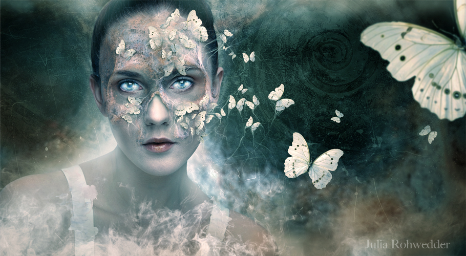 Fluttering Wings of Decay
