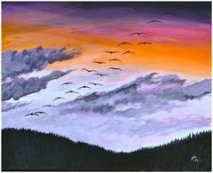 ... fly away ...