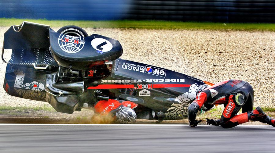 fly away - sidecar racing