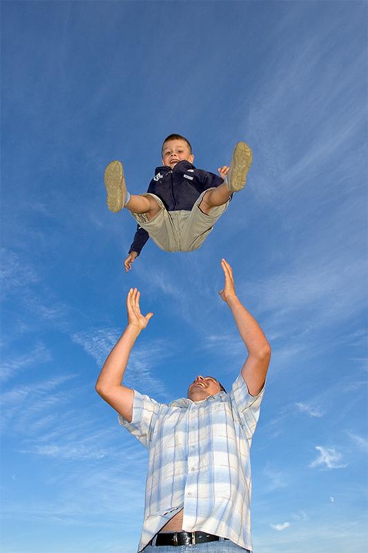 Flying !!!