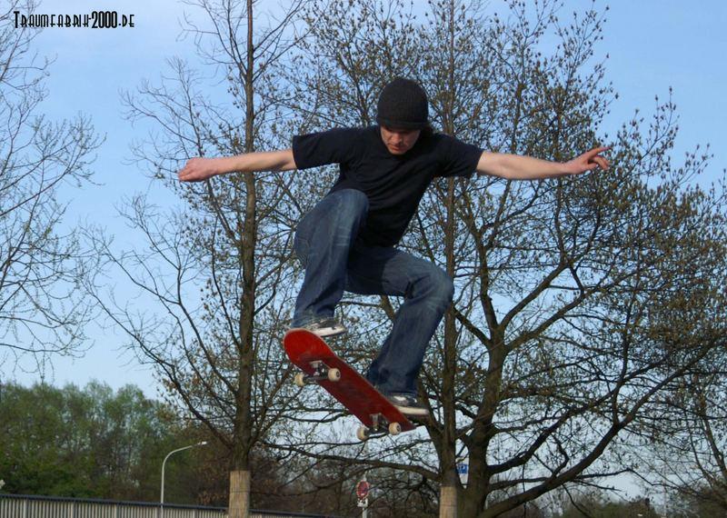 Flying Skater 2