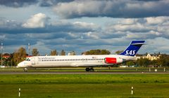 Flyvningen til København
