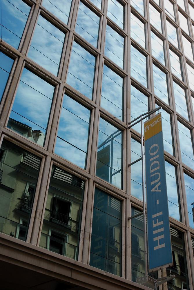 FNAC in Madrid