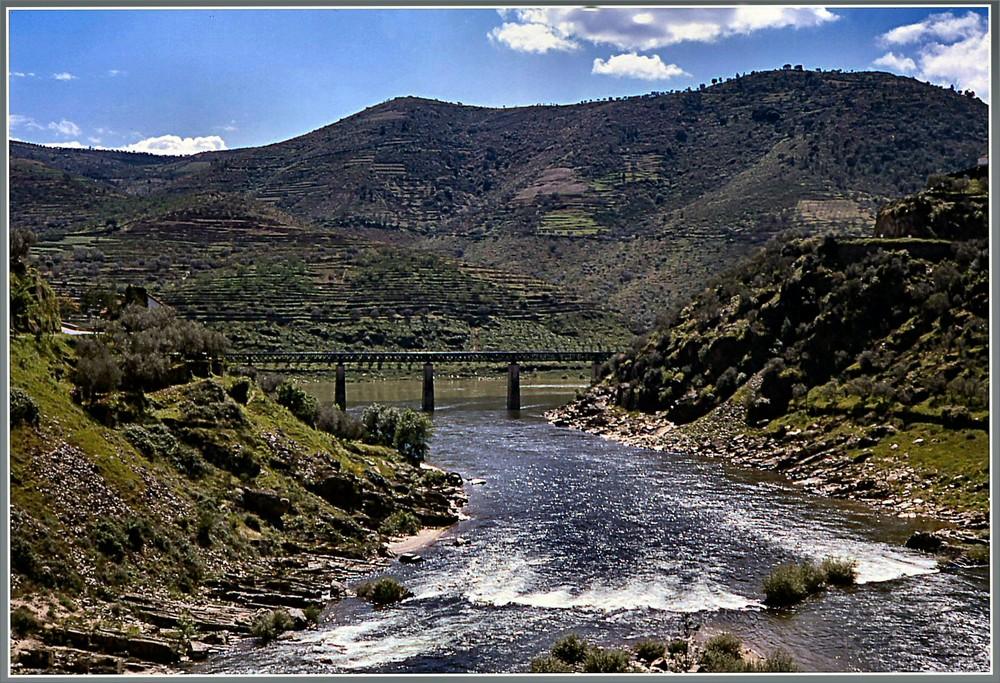 Foce del fiume Tua Portugal