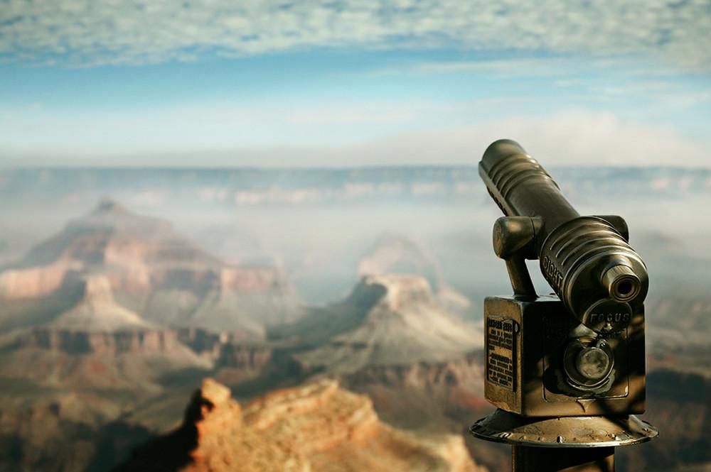 (Focus) - Grand Canyon