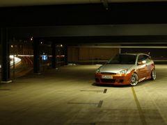 Focus Im Parkhaus