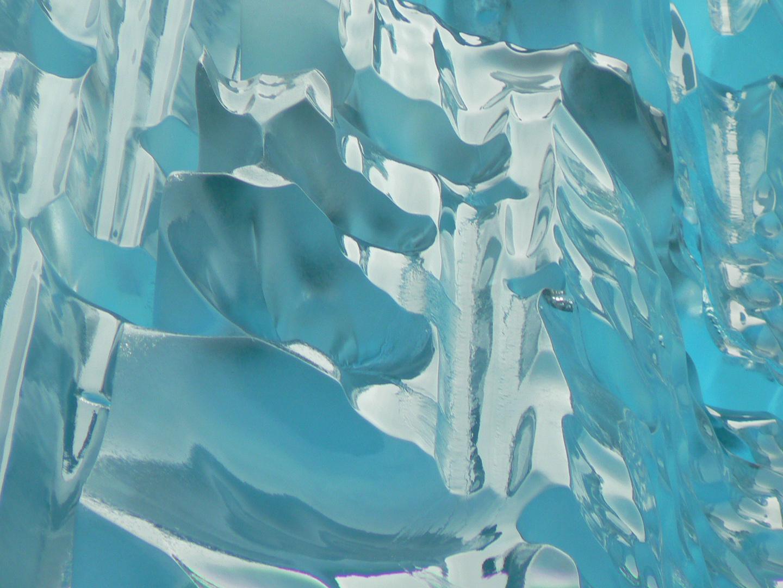 FOCUS ON ICEBERG - ALASKA