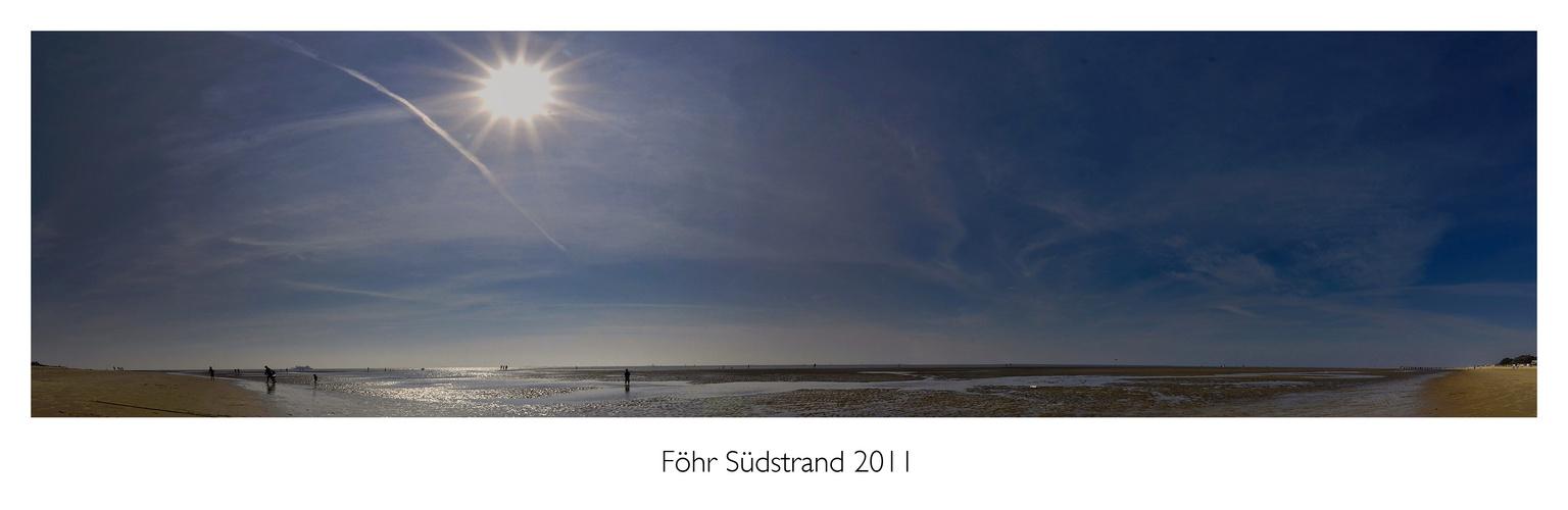 Föhr Südstrand 2011