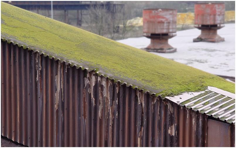 Förderbandbrücke