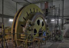 Fördermaschine Schacht Sandbochum, BW Ost
