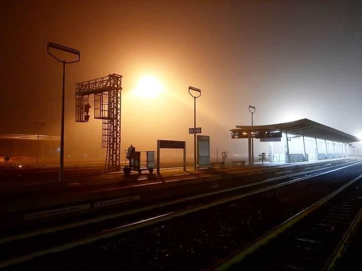 Fog.....