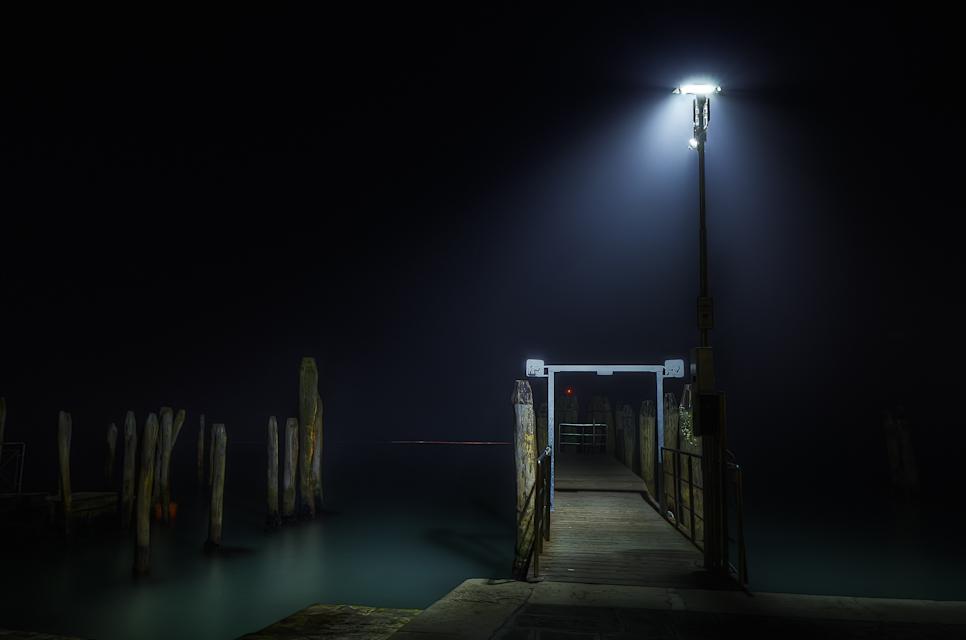 Fog in Venice II