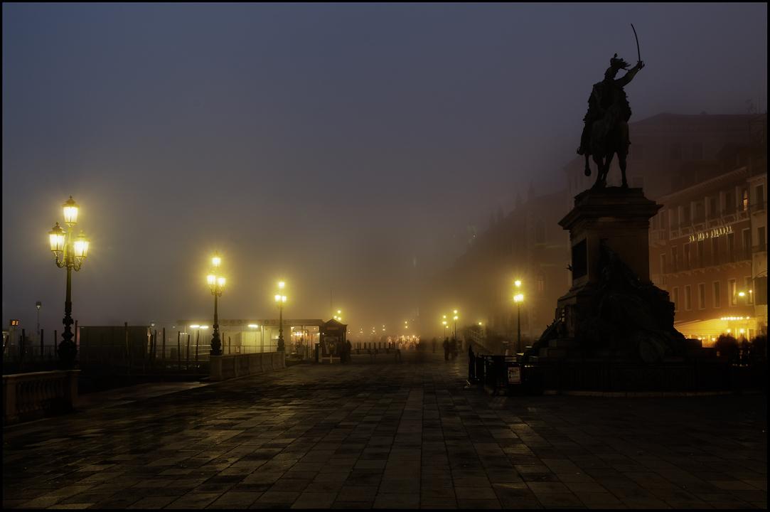 Fog in Venice III