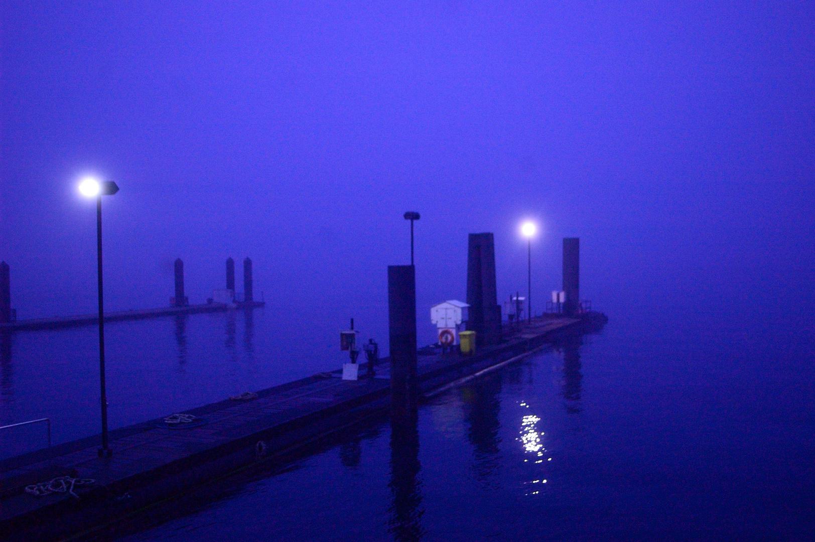 Fog Inlet
