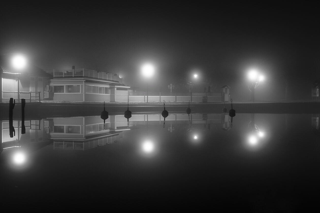 Foggy Harbour 2