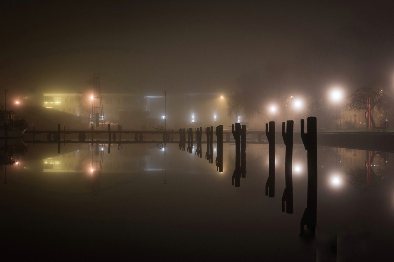 Foggy Harbour