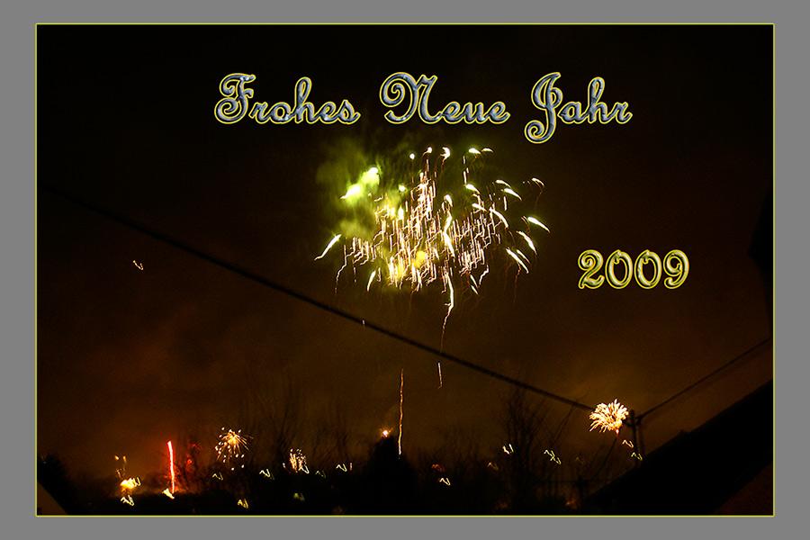 Fohes Neujahr 2009
