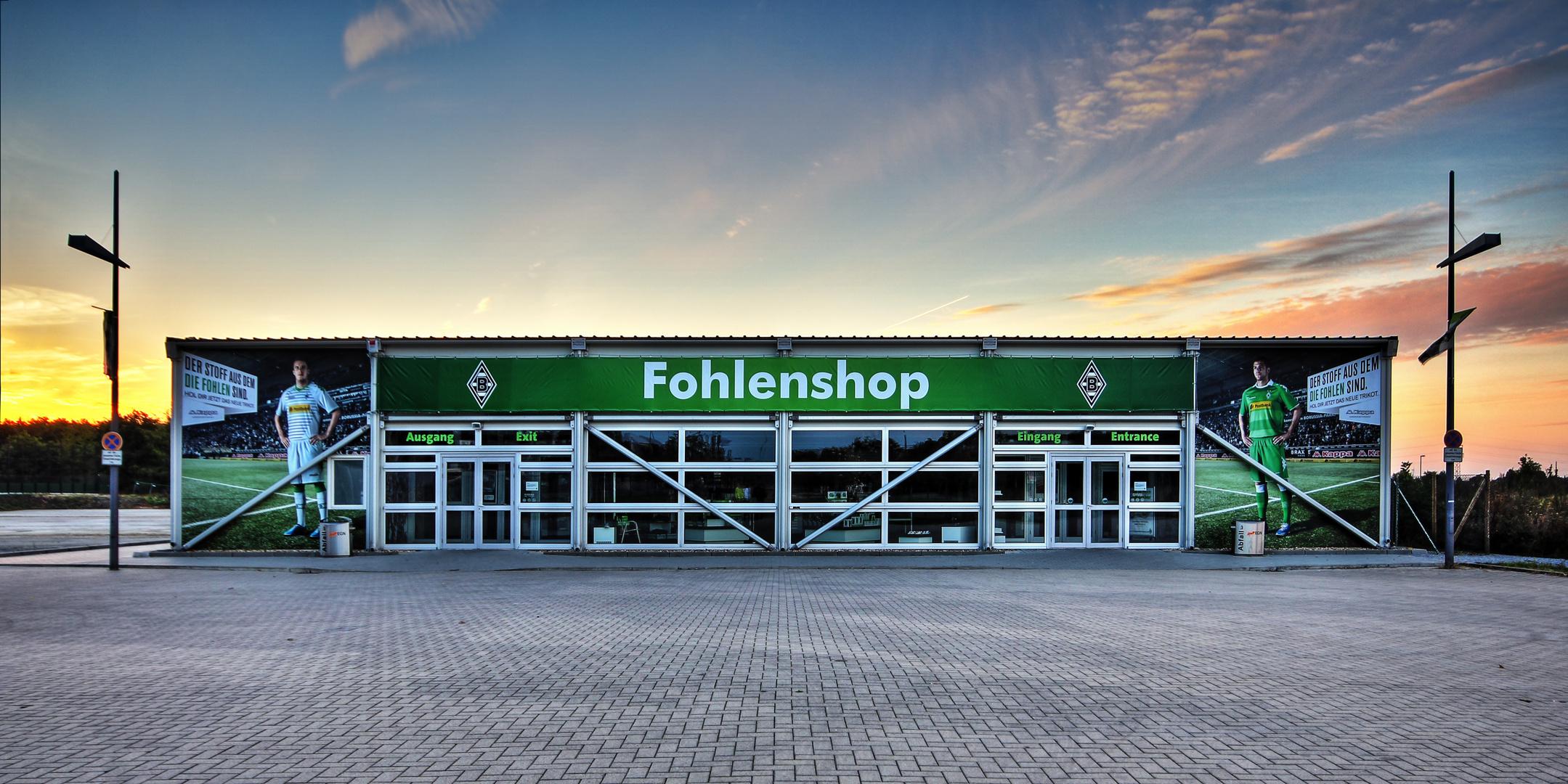Fohlenshop Gladbach
