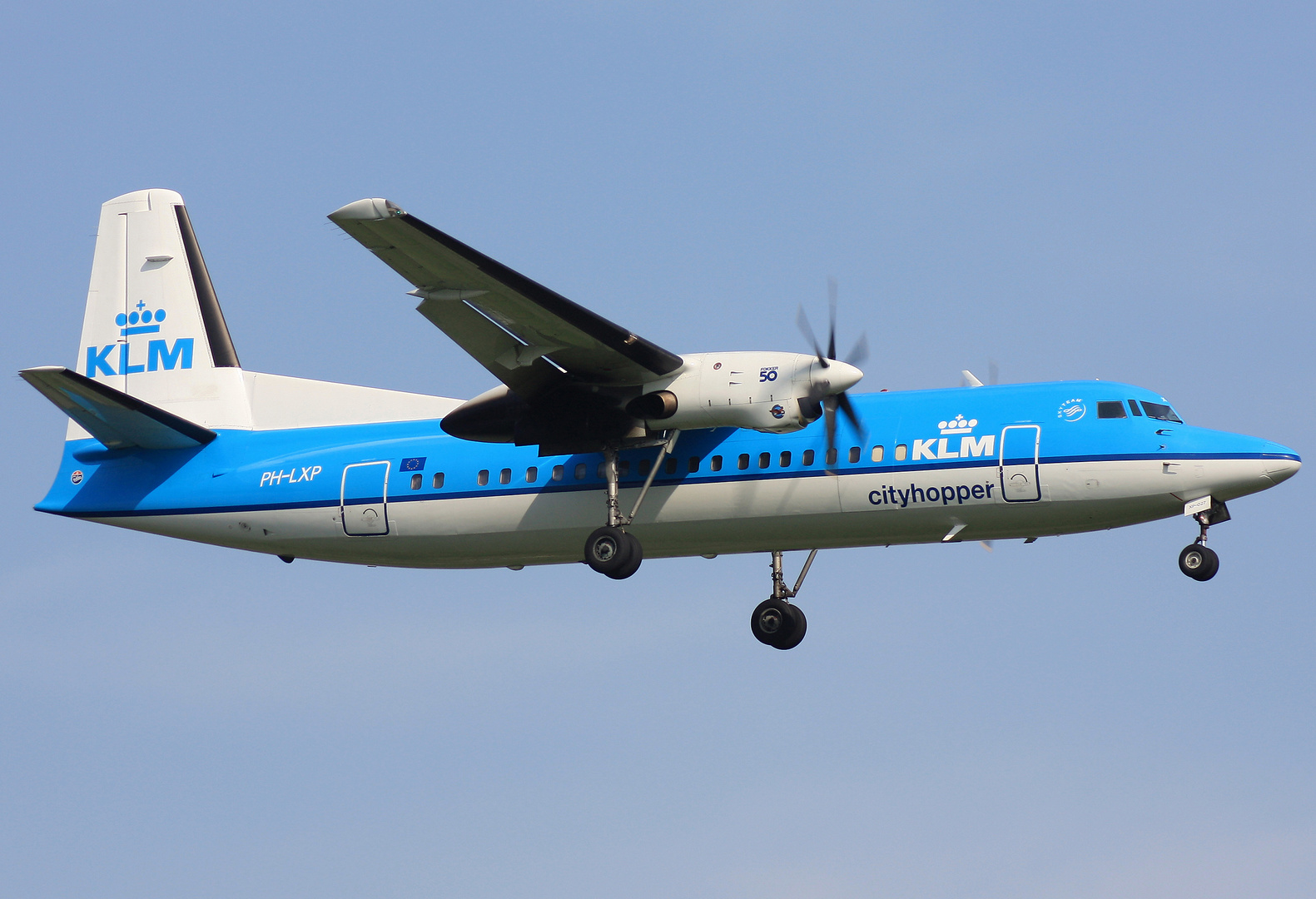 *Fokker-50*
