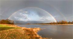 Folge dem Regenbogen....