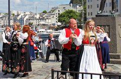 Folklore in Ålesund