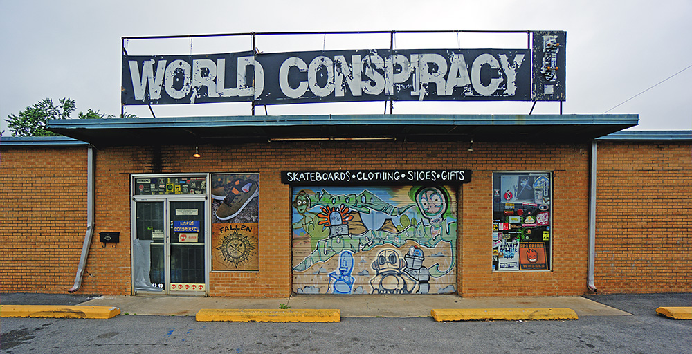 Folklore: World Conspiracy