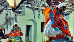 Folkloretage in Alberobello/BA