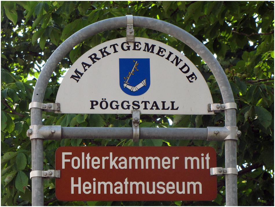 Folterkammer mit Heimatmuseum