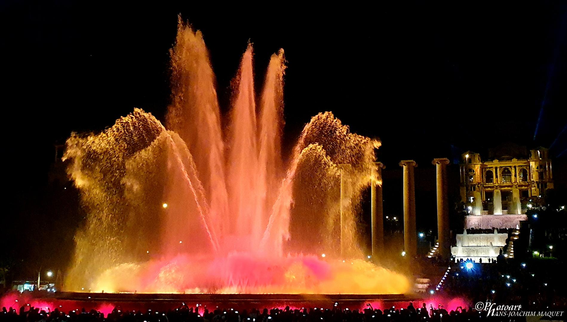 Font Màgica Barcelona