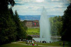 fontäne Wasserspiele / Weltkulturerbe (2)