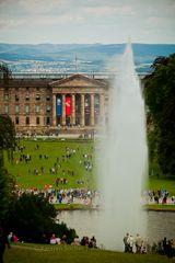 Fontäne Wasserspiele / Weltkulturerbe