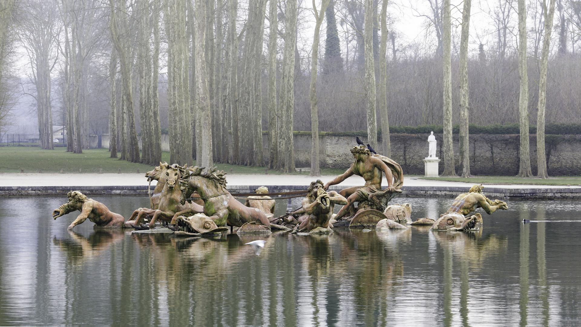 Fontaine d'Apollon