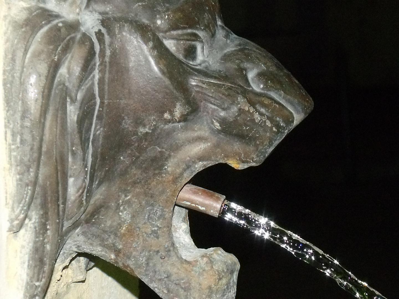 fontaine d'eau