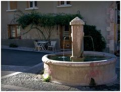 fontaine, fontaine...