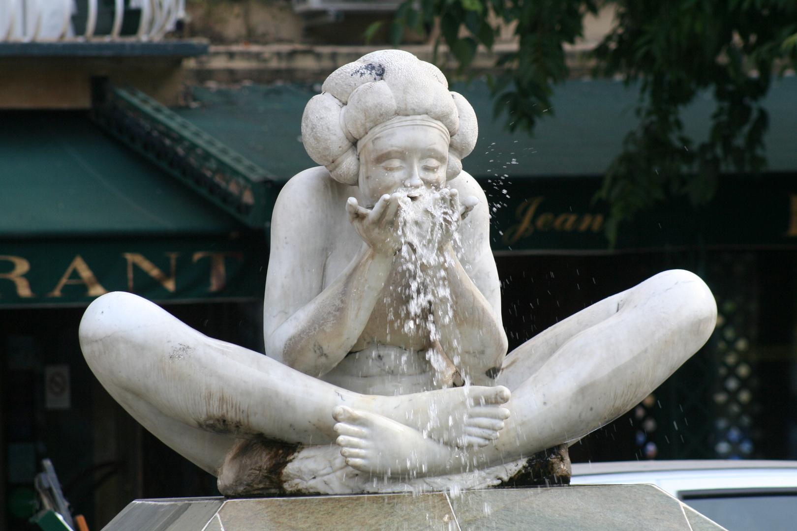 Fontaine... je ne boirai pas de ton eau