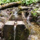 Fontaine mrès du Mont Aiguille