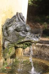 ...Fontaine St-Alban (1878)..
