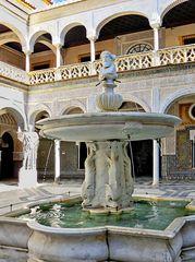 Fontaine vivifiante