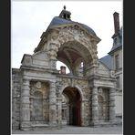 Fontainebleau – Architektur XI